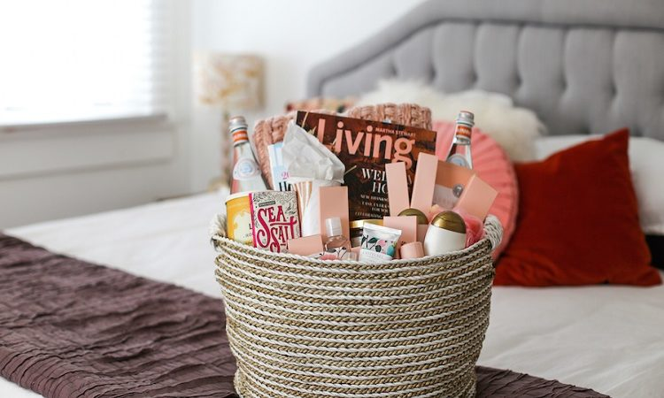 The Caring Your Baskets for Home Decor