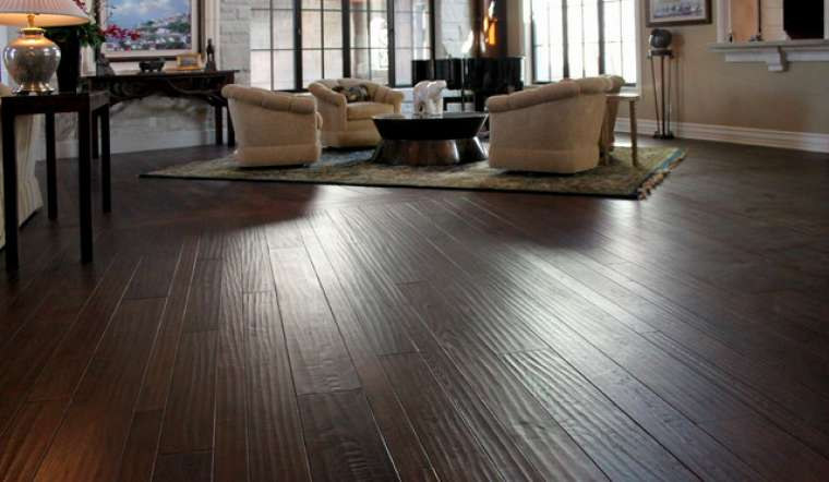 How to Scrape Hardwood Floors for Your House?