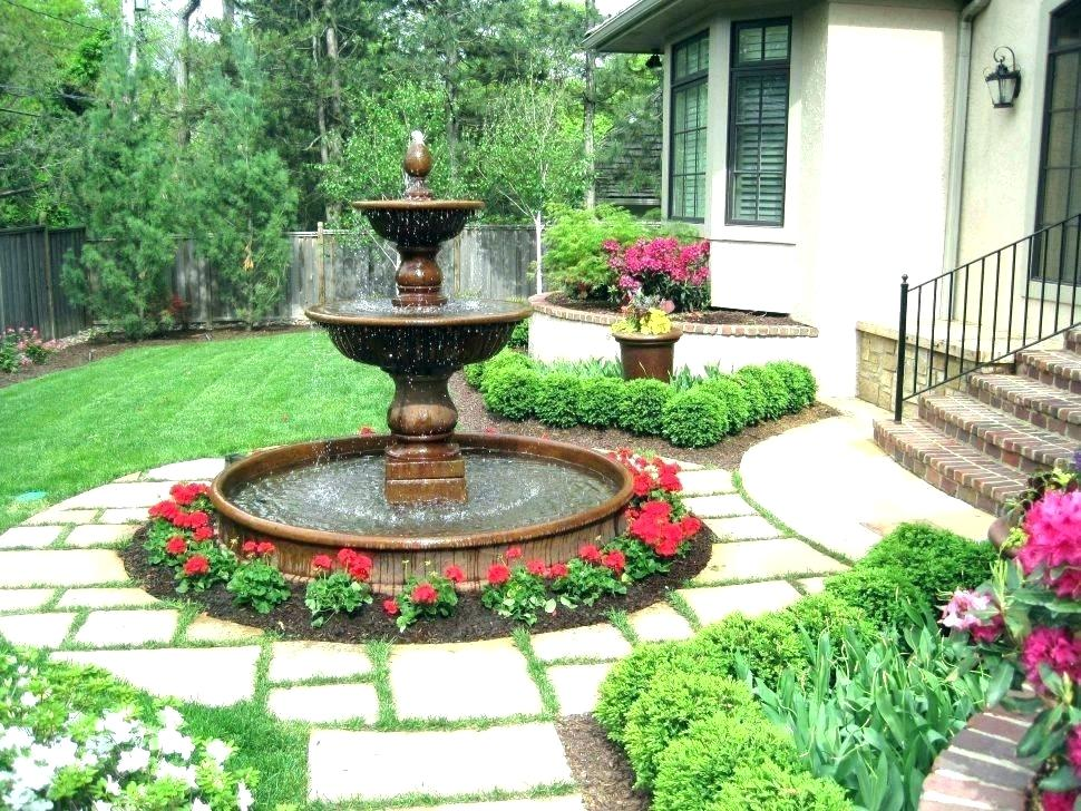 In Garden Water Fountains as Premium Home Decor