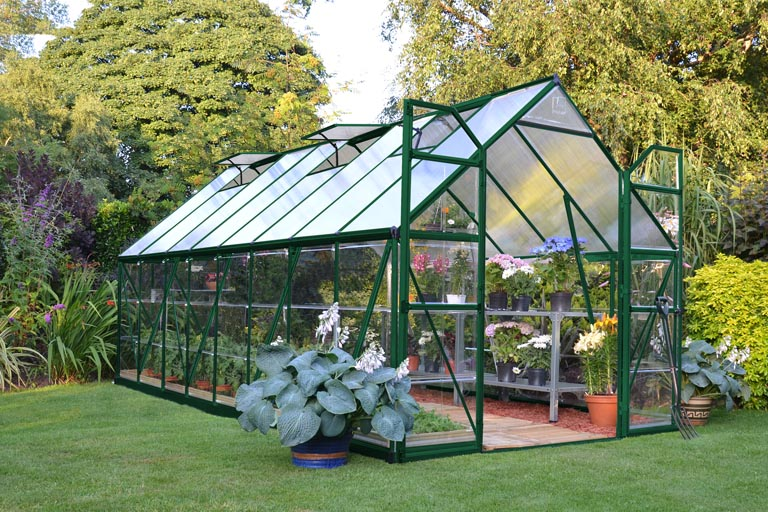 The Plan Carefully when Building a Greenhouse